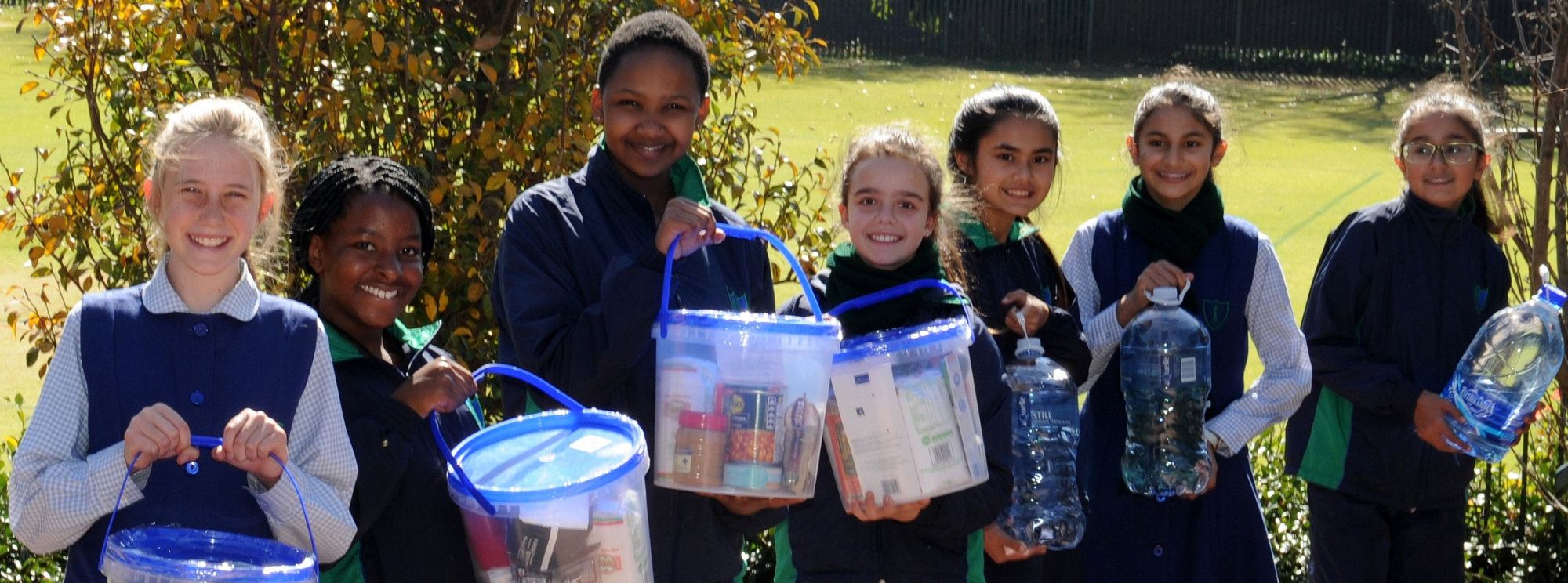 reaching out Auckland park preparatory school